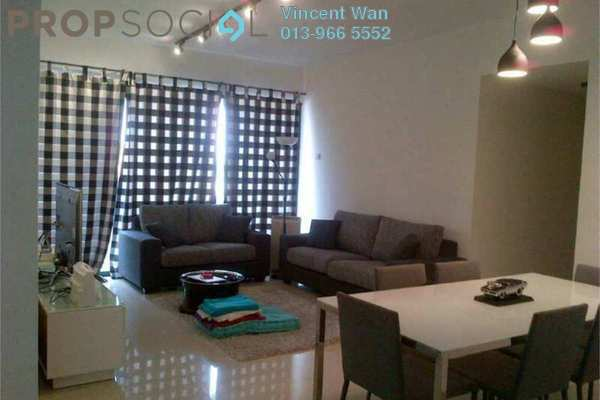 For Sale Condominium at Prima Damansara, Damansara Heights Freehold Fully Furnished 2R/2B 1.2m