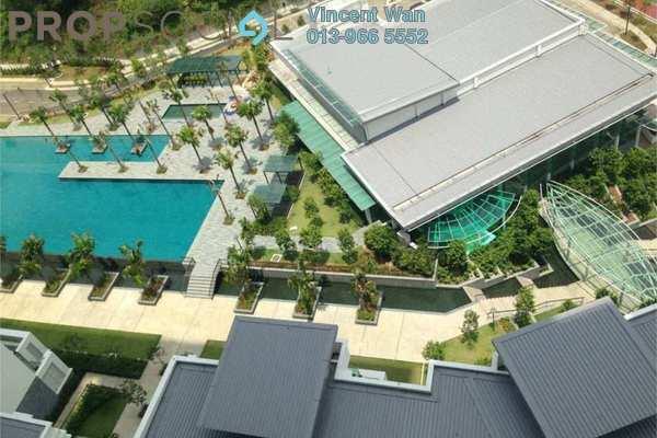 For Sale Condominium at Surian Residences, Mutiara Damansara Freehold Semi Furnished 4R/3B 1.4m