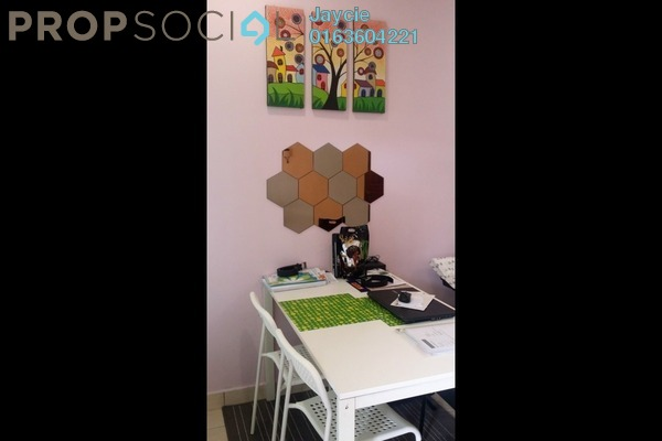 For Sale Terrace at Avira, Bandar Bukit Raja Freehold Semi Furnished 3R/2B 440k