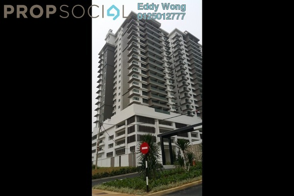 For Sale Condominium at Rimba Residence, Bandar Kinrara Freehold Unfurnished 3R/2B 850k