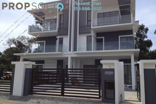 For Sale Semi-Detached at Taman Bukit Serdang, Seri Kembangan Freehold Semi Furnished 6R/5B 2.4m