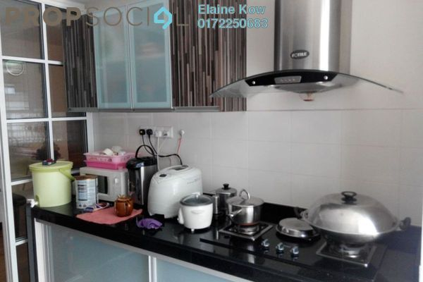 For Sale Townhouse at Park Villa, Bandar Bukit Puchong Freehold Semi Furnished 3R/3B 570k