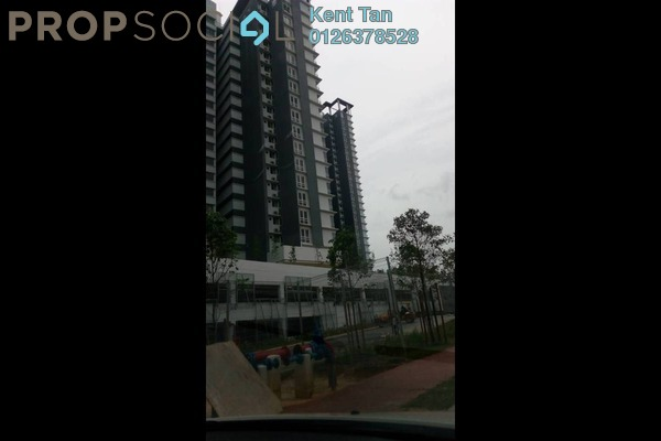For Sale Condominium at Vina Versatile Homes, Cheras South Freehold Semi Furnished 3R/2B 530k