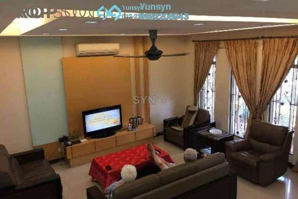 For Sale Terrace at LeVenue, Desa ParkCity Freehold Semi Furnished 4R/5B 2.45m