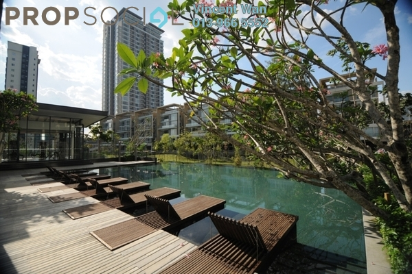 For Sale Condominium at One Menerung, Bangsar Freehold Semi Furnished 3R/4B 4.3m