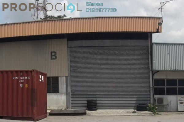 For Rent Factory at Subang Industrial Park, Subang Freehold Semi Furnished 0R/0B 24k