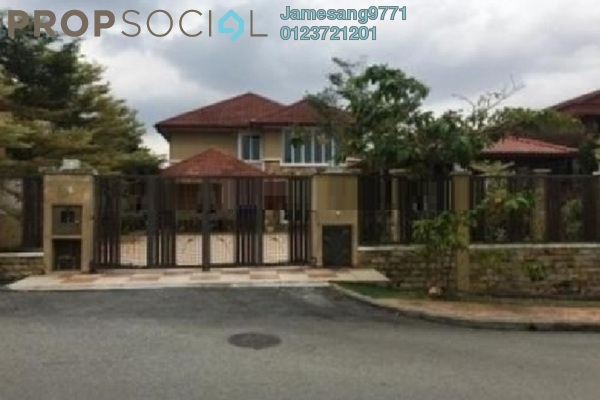 For Sale Bungalow at Sunway Alam Suria, Shah Alam Leasehold Semi Furnished 4R/4B 1.6m