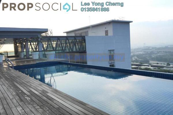 For Sale Condominium at One City, UEP Subang Jaya Freehold Unfurnished 1R/1B 360k