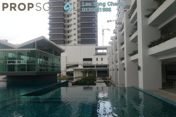 For Sale Condominium at Kiara Residence, Bukit Jalil Leasehold Unfurnished 3R/2B 600k