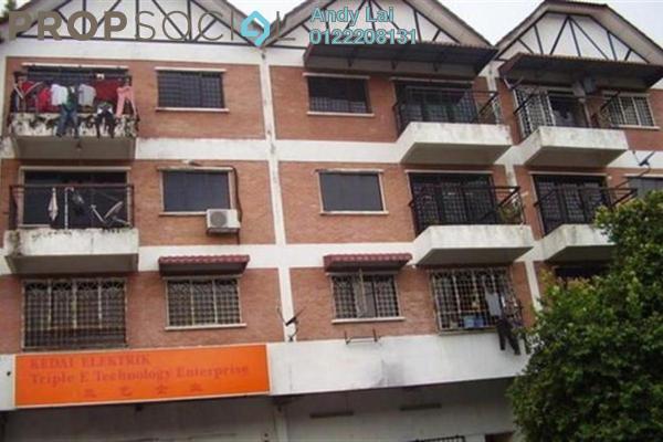 For Rent Apartment at SL11, Bandar Sungai Long Leasehold Semi Furnished 3R/2B 650translationmissing:en.pricing.unit