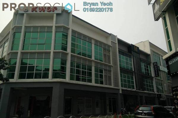For Sale Shop at Bandar Baru Sri Petaling, Sri Petaling Leasehold Semi Furnished 0R/0B 12.5m