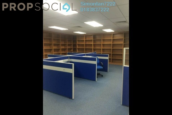 For Rent Office at Southgate, Sungai Besi Freehold Fully Furnished 0R/2B 3.5k