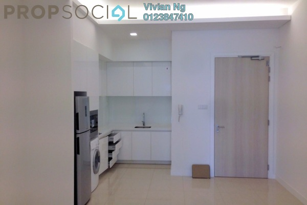 For Rent Serviced Residence at The Horizon Residences, KLCC Freehold Semi Furnished 1R/1B 3.2k
