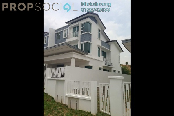 For Sale Semi-Detached at Tropicana Cheras, Kajang Freehold Semi Furnished 6R/8B 2.2m
