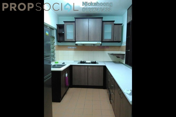 For Sale Condominium at Perdana Exclusive, Damansara Perdana Leasehold Semi Furnished 2R/2B 490k