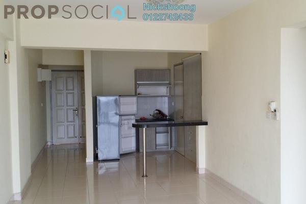For Sale Condominium at Perdana Emerald, Damansara Perdana Leasehold Semi Furnished 3R/3B 600k