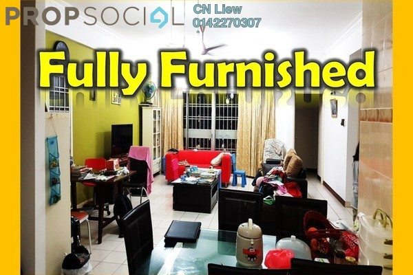For Rent Condominium at Prima Midah Heights, Cheras Freehold Fully Furnished 4R/4B 2.4k