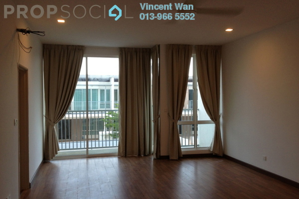 For Sale Terrace at Garden Residence, Cyberjaya Freehold Semi Furnished 4R/4B 1.1m