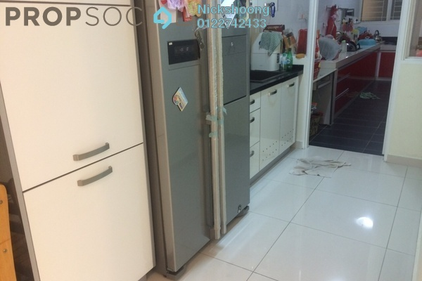 For Sale Condominium at Platinum Lake PV13, Setapak Leasehold Semi Furnished 4R/2B 950k