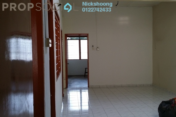 For Sale Terrace at Taman Kok Lian, Jalan Ipoh Freehold Semi Furnished 3R/2B 610k