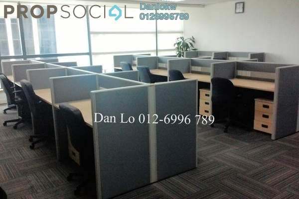 For Rent Office at GTower, KLCC Freehold Semi Furnished 1R/1B 10.2k