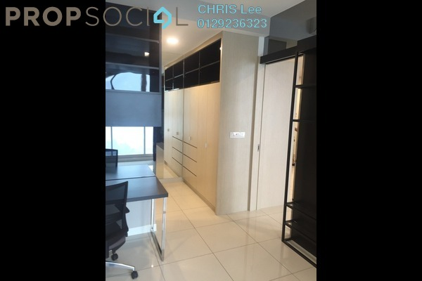 For Rent Condominium at Uptown Residences, Damansara Utama Freehold Fully Furnished 2R/2B 3.2k