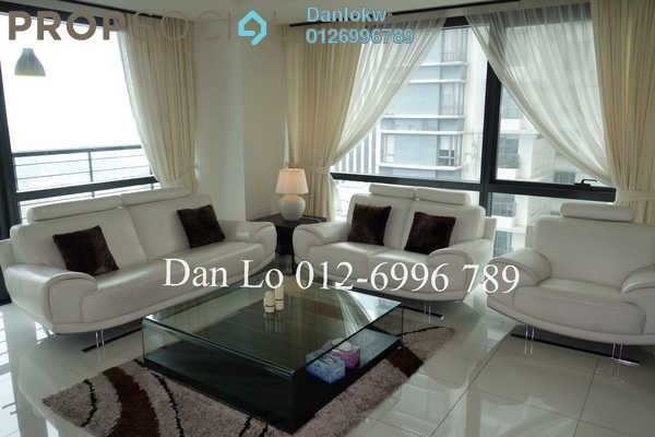 For Rent Condominium at Hampshire Place, KLCC Freehold Fully Furnished 2R/2B 7.5k