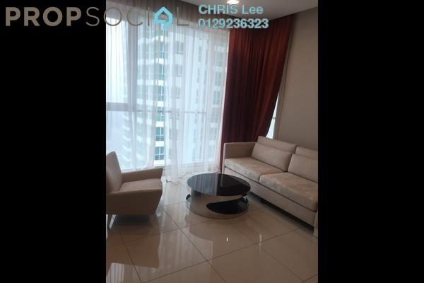 For Rent Condominium at Uptown Residences, Damansara Utama Freehold Fully Furnished 2R/2B 3.5k