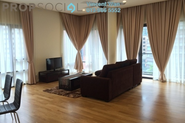 For Sale SoHo/Studio at St Mary Residences, KLCC Freehold Fully Furnished 1R/1B 1.5m