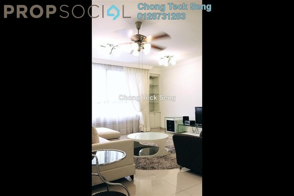 For Rent Condominium at Mont Kiara Pines, Mont Kiara Freehold Fully Furnished 3R/2B 4k