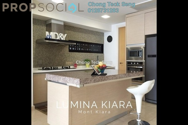 For Sale Condominium at Lumina Kiara, Mont Kiara Freehold Fully Furnished 3R/3B 1.25m