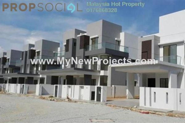 For Sale Semi-Detached at Spring Villa, Subang Jaya Freehold Unfurnished 6R/7B 1.3m