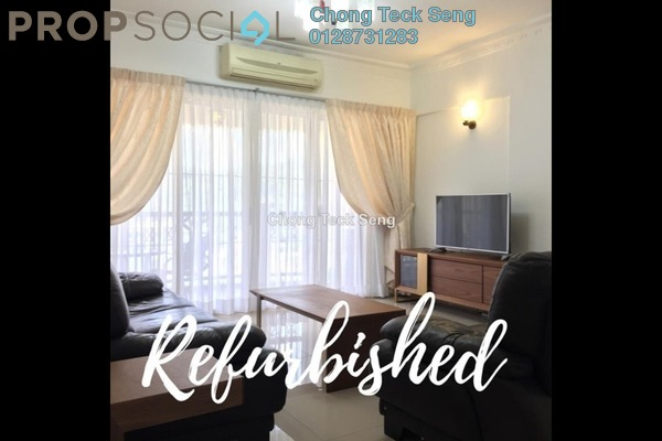 For Rent Condominium at Almaspuri, Mont Kiara Freehold Fully Furnished 4R/3B 4k