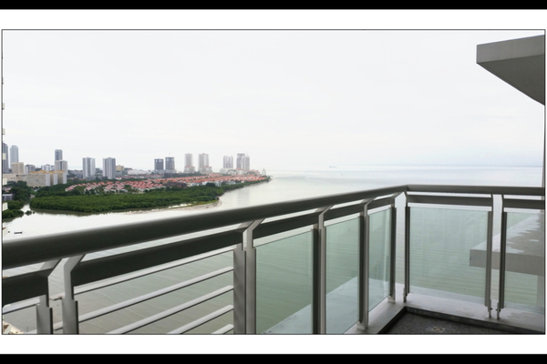 For Sale Condominium at Gurney Paragon, Gurney Drive Freehold Semi Furnished 4R/4B 2.98m