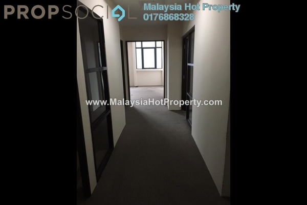 For Rent Office at Wisma UOA I, KLCC Freehold Semi Furnished 2R/1B 3.3k