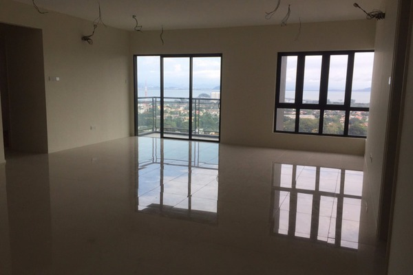 For Sale Condominium at Raffel Tower, Bukit Gambier Freehold Unfurnished 3R/3B 1m