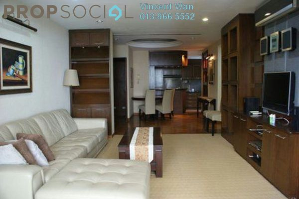 For Sale Condominium at Desa Damansara, Damansara Heights Freehold Fully Furnished 2R/2B 950k