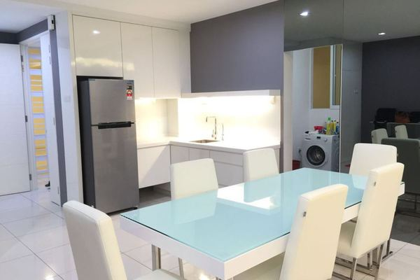 For Rent Condominium at The Latitude, Tanjung Tokong Freehold Fully Furnished 4R/4B 4.5k