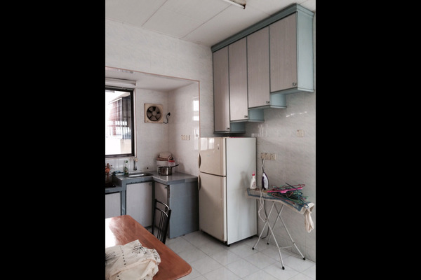 For Sale Apartment at Taman Jelutong, Jelutong  Unfurnished 3R/2B 455k