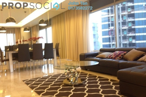 For Sale Serviced Residence at Pavilion Residences, Bukit Bintang Leasehold Fully Furnished 3R/3B 3.9m