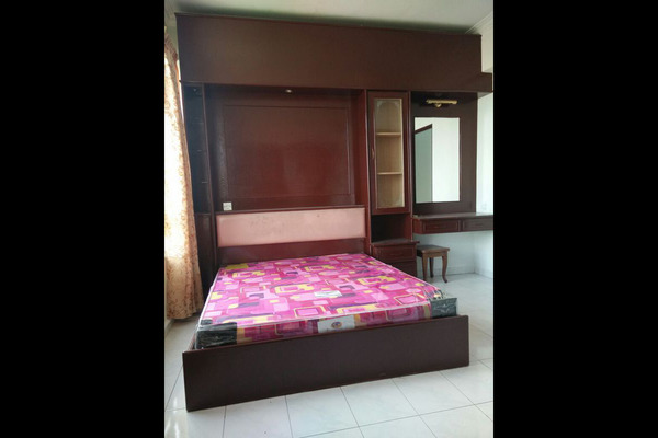 For Sale Condominium at E-Park, Batu Uban Freehold Semi Furnished 3R/2B 485k