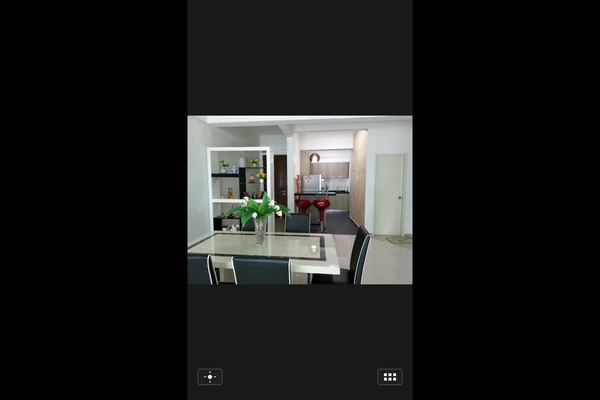 For Sale Condominium at The Oasis, Gelugor Leasehold Semi Furnished 3R/2B 680k