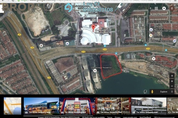 For Rent Land at Mines 2, Seri Kembangan Freehold Unfurnished 0R/0B 80k