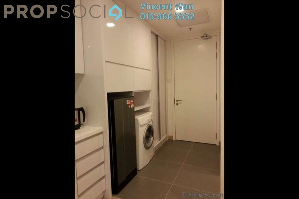 For Rent SoHo/Studio at One Residency, Bukit Ceylon Freehold Fully Furnished 1R/1B 2.5k