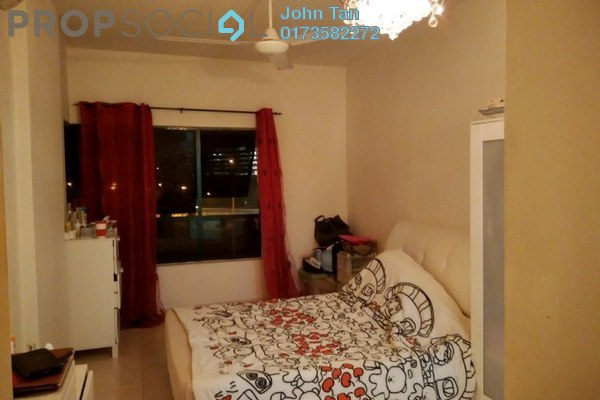 For Sale Serviced Residence at Changkat View, Dutamas Freehold Semi Furnished 3R/2B 590k