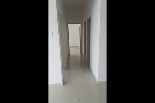 For Rent Condominium at Gardens Ville, Sungai Ara Freehold Unfurnished 3R/2B 1k