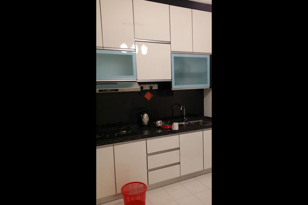 For Rent Condominium at Elit Heights, Bayan Baru Freehold Fully Furnished 4R/2B 2k