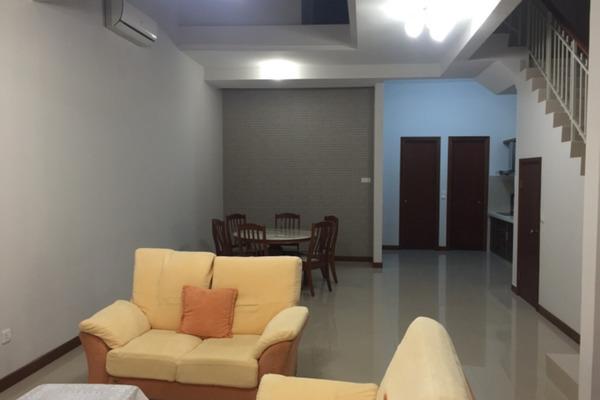 For Rent Terrace at Bukit Dumbar, Gelugor  Fully Furnished 5R/4B 2.5k