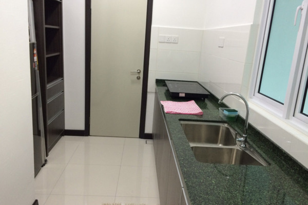 For Rent Condominium at Vertiq, Gelugor Freehold Fully Furnished 3R/2B 2.7k