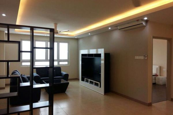 For Rent Condominium at Pearl Regency, Gelugor Freehold Fully Furnished 3R/2B 2.5k